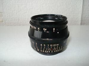 Jupiter-8-50mm-F2-classic-Soviet-prime-camera-lens-L39-M39-fit-Zorki-etc