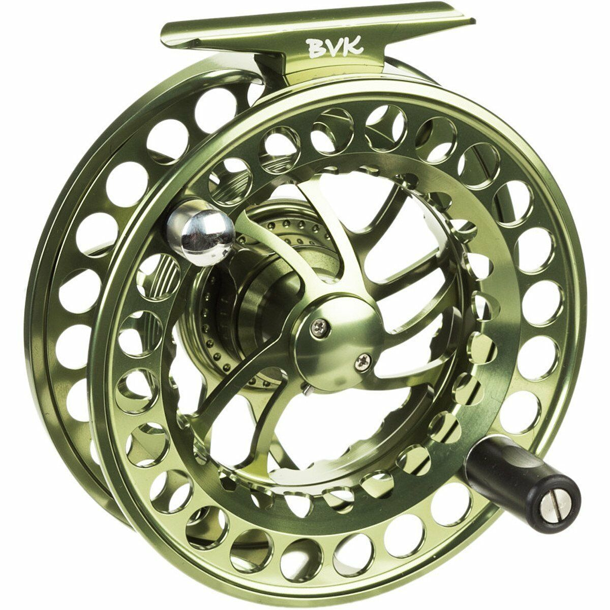 NEW TFO TEMPLE FORK OUTFITTERS BVK 3 FLY FISHING REEL FOR 91011 WEIGHT ROD