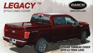 Ford F150 250 350 Fiberglass Hard Tonneau Bed Covers Painted 1997 2020 Legacy Ebay