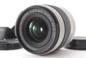 NM-Smc-Pentax-Q-02-Standard-Zoom-5-15mm-F2-8-4-5-Al-Ed-Lentille-avec-Capuche