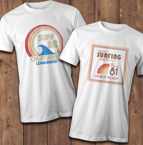 Vintage surf tee Surf venice beach 82 surfing 81 Retro 1980/'s Surfing T-Shirt