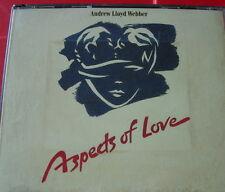 Aspects Of Love Original London Cast Soundtrack 2-CD 1989 Andrew Lloyd Webber