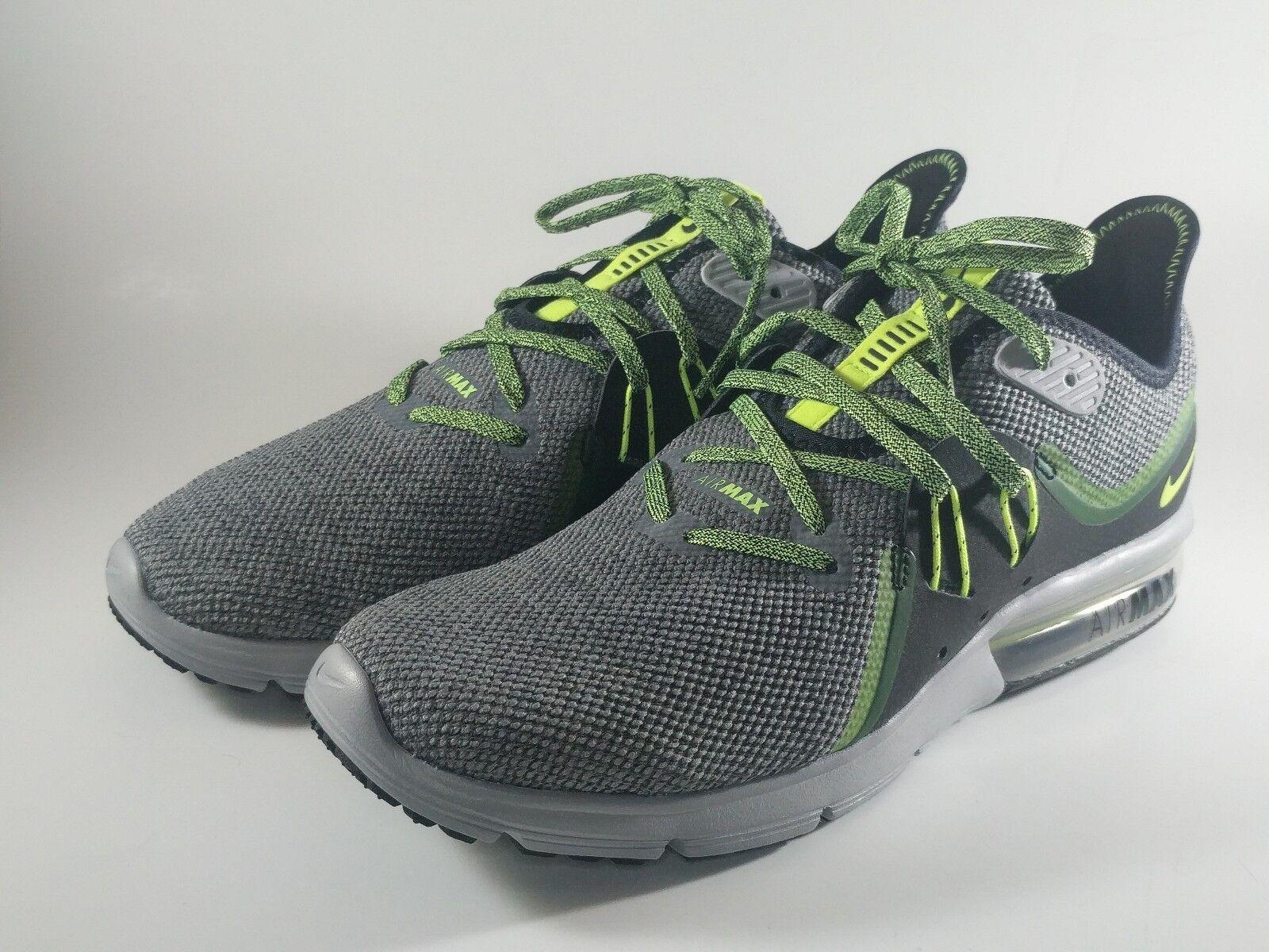 d73a1a43e0e8 Nike Air Air Air Max Sequent 3 921694-007 Running shoes Lifestyle shoes  Trainers Sz
