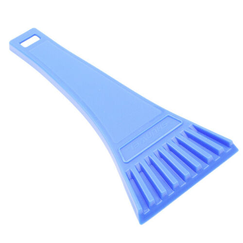 Ice Scraper With Brush For Car Windshield Snow Removal Frost Adjustable Broom 6T