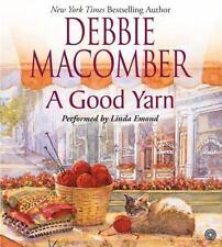 Blossom Street: A Good Yarn No. 2 by Debbie Macomber (2005, CD, Abridged)