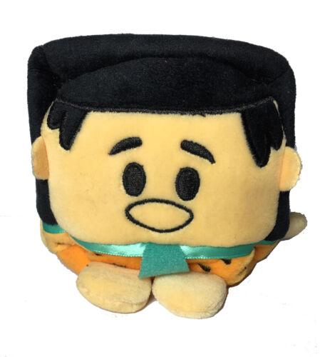 "Kawaii Cubes Series 1 Medium 4/"" Plush The Flintstones Fred Flintstone NEW"
