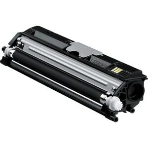 Black-Toner-Cartridge-For-Magicolor-1650en-Printer-2500-Pages-Black