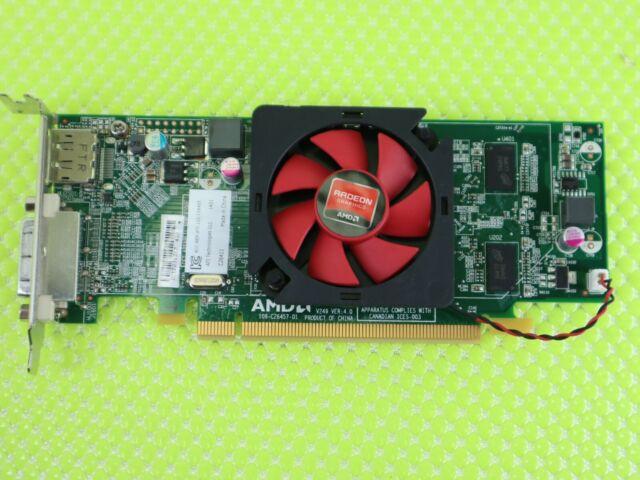 Dell 0WH7F AMD Radeon HD 6450 1gb Low Profile Video Card ...