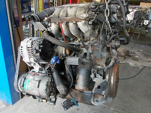 Motor-1-6-AFT-139500-km-Golf-3-Cabrio