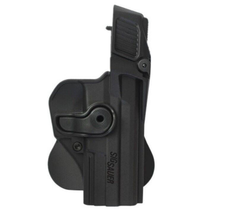 Sig Sauer Sp2022 nivel 3 de retención funda pistola negro usado por el ejército israelí