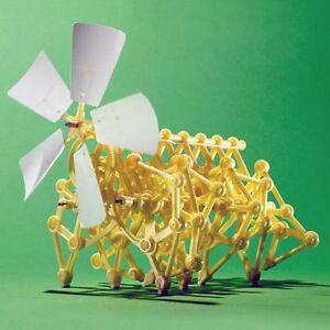 Wind-Powered-DIY-Walking-Walker-Mini-Strandbeest-Assembly-Model-Kits-Robot-Toy