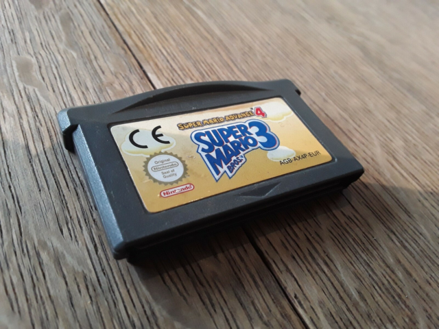 Super Mario Advance 4: Super Mario Bros 4, Gameboy Advance,…