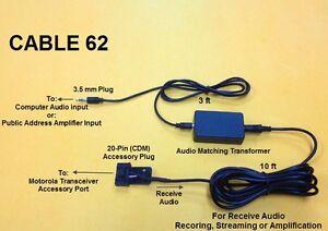 Motorola Cdm 1250 User Manual