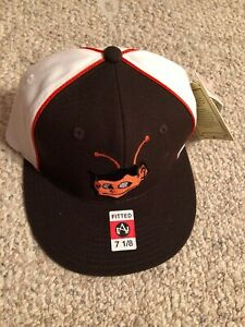 dce048568df7e St. Louis Browns Cooperstown Collection New W Tags Fitted 7 1  8 Hat ...