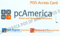 Genuine Pcamerica Employee Access Cards 25 Units For Cre And Rpe Preencoded