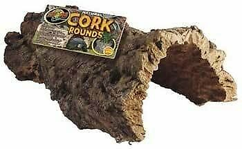 (Assorted) Cork Bark - Size  15 Pound