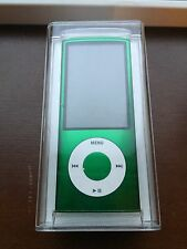 Apple iPod nano 5th Generation Green (16GB) New