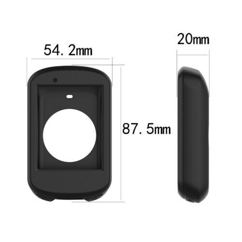 Protective Case Silicone Cover Protector for Garmin Edge 830 GPS Bike Computer