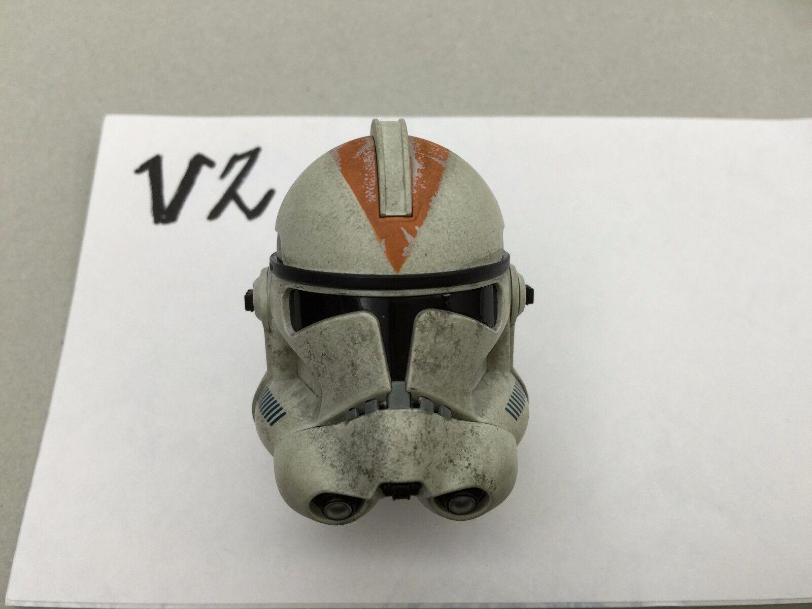 Sideshow 1 6 Scale STAR WARS Clone Trooper 212 nd 2.0 Perfect EP2 Helmet
