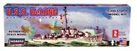 LINDBERG KITS   1:300  USS DELONG DESTROYER ESCT  LIN70863-NEW