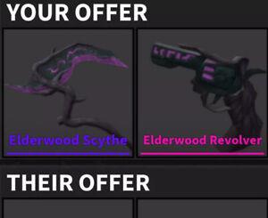 Elderwood Set Mm2 Special Offer  ISTANT Delivery