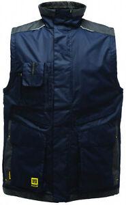 Regatta-Hardwear-Encode-Gilet-Tra796-Blu-Navy-Abbigliamento-Snickers-Stile