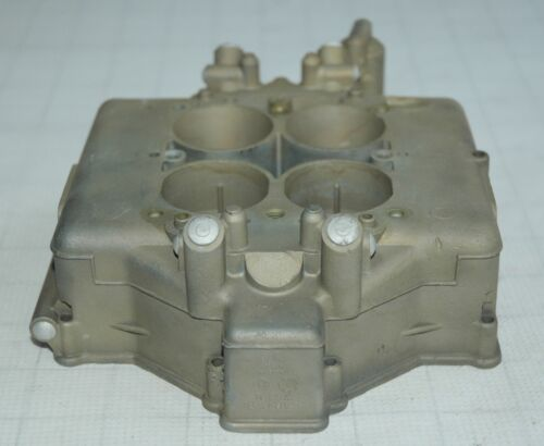1964-65 CARTER WCFB CARBURETOR 1465 MAIN BODY//READY TO USE CORVETTE /& CHEVY