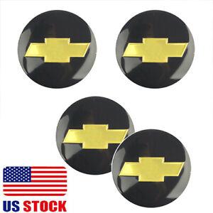 4x-2-5-034-65mm-Auto-Wheel-Center-Hub-Cap-Emblem-Badge-Decal-Sticker-for-Chevrolet