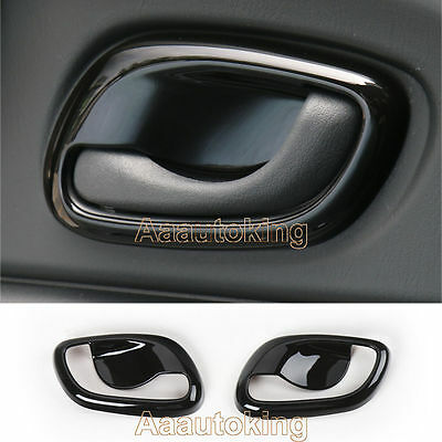 4pcs silver  Door Handle Bowl surround Cover Trim fit for JEEP Cherokee 2014-16