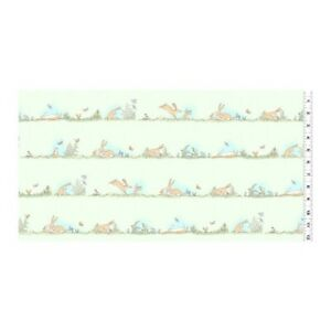 Fat-Quarter-Guess-How-Much-I-Love-You-2018-Hares-Stripe-Cotton-Quilting-Fabric