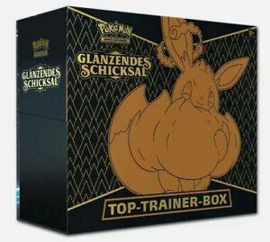 Pokemon-Glanzendes-Schicksal-4-5-TTB-Top-Trainer-Box-sealed-versiegelt-OVP-NEU