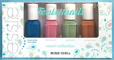 essie RESORT '16 Collection 4pc Mini Polish Set nama-stay delhi guru taj-ma-haul