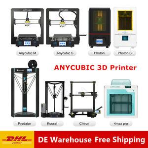 Dettagli su EU STOCK Anycubic i3 Mega/Photon 3D Imprimante Upgrade Grand  Haute Précision