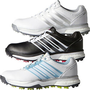 c91cb9c8d7 Details about Adidas CLEARANCE Ladies Womens AdiPower Boost II Waterproof  Golf Shoes