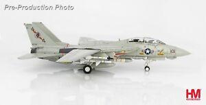 Maître Hobbymaster 1:72 Ha5215 Grumman F-14a Tomcat 162707, Vf-74    Mib  be-devilers