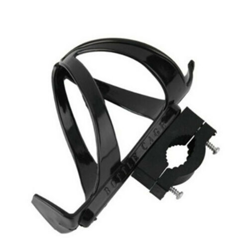 Motorcycle Cycling Bicycle Baby Stroller Handlebar Bottle Cup Holder Mount Cage