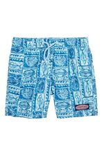12-14 16 Mesh Lined VINEYARD VINES Boy Swim Chappy Trunks Size 7 NWT /& L M