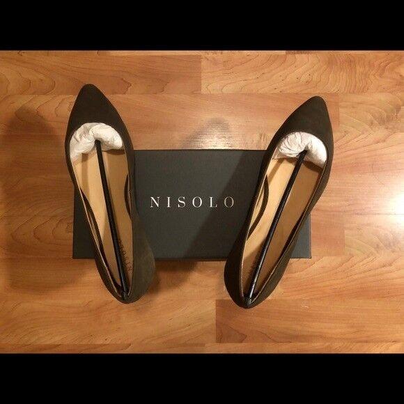 NEW Nisolo Nisolo Nisolo Ava Ballerina Flats, Size 7 623451