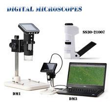 Swift Cordless Digital Microscope Mini Pocket Microscope Magnifier