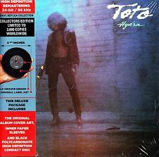 TOTO - Hydra -24 Bit Mini LP Collectors Edition CD (NEW) Deluxe Edition