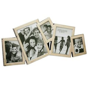 Impressions-Multi-Aperture-Photo-Frame-Holds-5-Photos-NEW