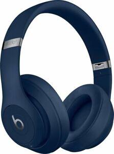 Beats-by-Dr-Dre-Studio3-Headband-Wireless-Headphones-Blue-BRAND-NEW