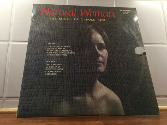 LP, Carole King, Natural Woman (The Songs Of Carole King),…