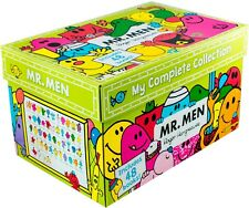 Mr Men My Complete Collection 48 Books Box Gift Set Roger Hargreaves NEW