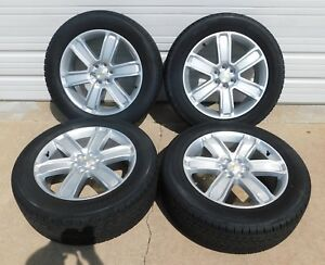 Image Is Loading 2017 2019 Chevy Traverse 20 034 Alloy Wheels