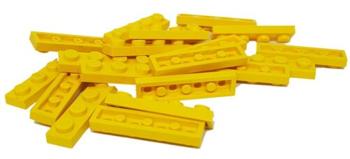 Lego 20 x Platte 1x4 gelb 3710 Basic