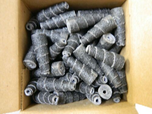 Merit 1//2X1-1//2X1//8 60G SILICON CARB SPIRAL ROLL QTY 100 54636204
