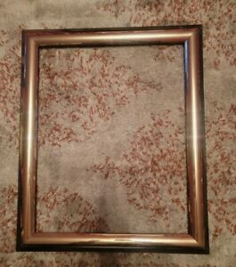 Vintage-Gold-Wood-Picture-Frame-fits-16x20-Picture-Very-fancy