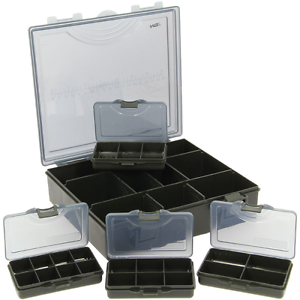Tackle Box Black 4+1 inkl. 4 Kleinteileboxen 23,5x22,5x6cm Systembox Tackle Box - Dohna, Deutschland - Tackle Box Black 4+1 inkl. 4 Kleinteileboxen 23,5x22,5x6cm Systembox Tackle Box - Dohna, Deutschland