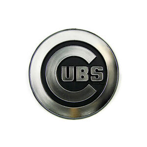 New-MLB-Chicago-Cubs-3D-Chrome-Plastic-Auto-Car-Truck-Emblem-Sticker-Decal